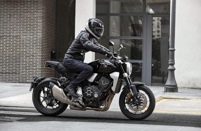 Honda CB1000R khởi điểm từ 468 triệu đồng - 1