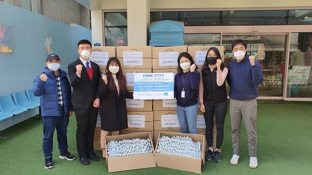 Du học sinh Việt tại Hàn Quốc tương trợ lẫn nhau giữa điểm nóng Covid-19 - 5