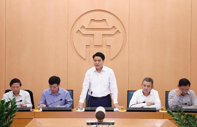 Chủ tịch Hà Nội cảm ơn người dân nghiêm túc phòng chống Covid-19 - 2