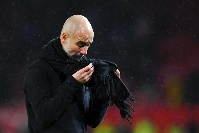 Pep Guardiola nói gì sau trận thua trước Man Utd? - 1