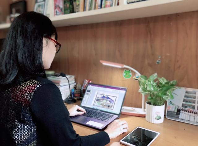 Một ngày làm việc của giảng viên dạy trực tuyến với sinh viên ảo - 4