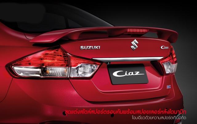 Suzuki dốc toàn lực cạnh tranh Mitsubishi ở phân khúc xe giá rẻ - 5