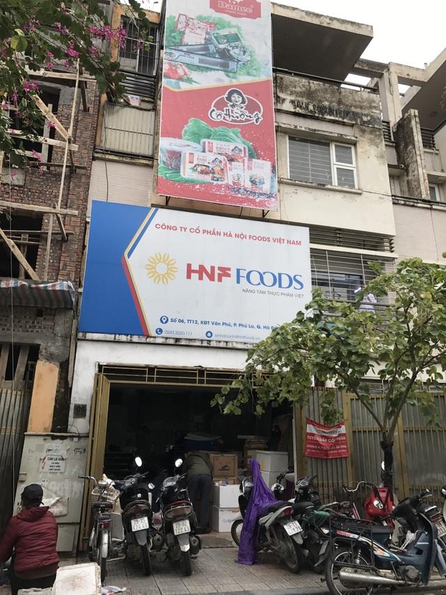 """Hà Nội: Chính quyền phẫn nộ với doanh nghiệp """"hành"""" dân khốn khổ - 1"""