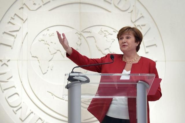 IMF tài trợ 50 tỷ USD giúp nền kinh tế thế giới ứng phó dịch Covid-19 - 2