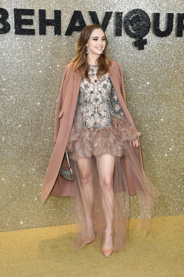Keira Knightley tái xuất sau tuyên bố không đóng cảnh khỏa thân nữa - 9