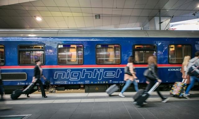 5 chuyến tàu đêm tốt nhất châu Âu - 3
