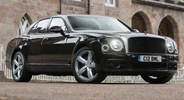 Bentley ngừng sản xuất Mulsanne, từ bỏ cuộc cạnh tranh với Phantom - 1