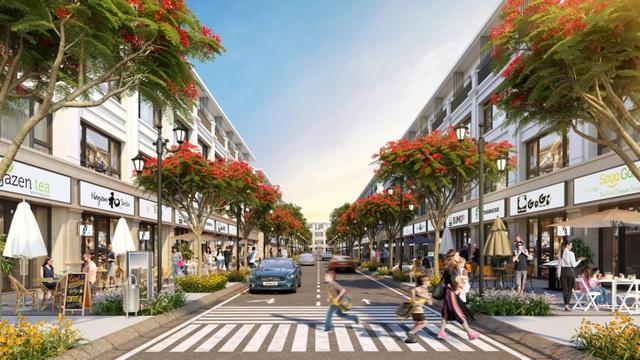 Apec Diamond Park Lạng Sơn đã có giấy phép xây dựng - 2