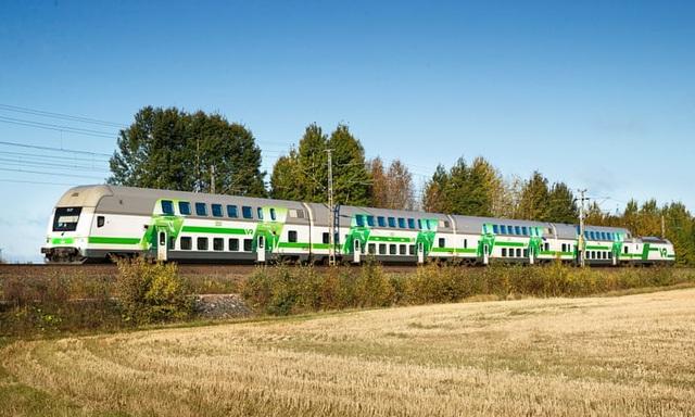 5 chuyến tàu đêm tốt nhất châu Âu - 1