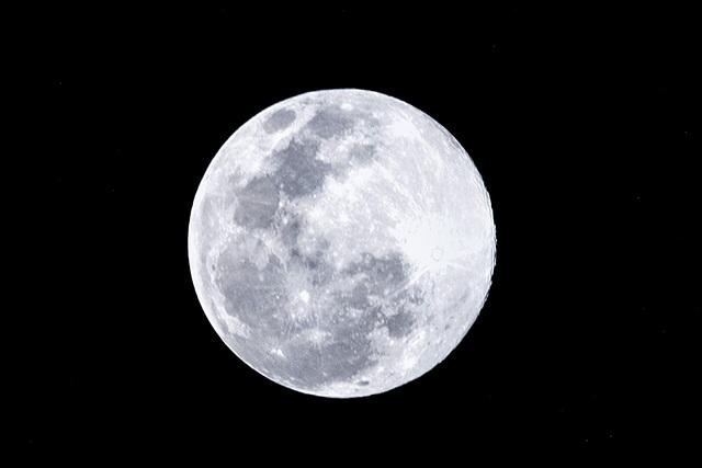 Chiêm ngưỡng siêu trăng trên bầu trời Hà Nội vào đêm 9/3 - 7