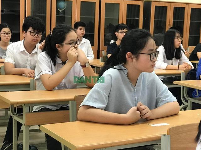 Lịch tuyển sinh lớp 10 của hai trường THPT thuộc ĐH Quốc gia Hà Nội - 3
