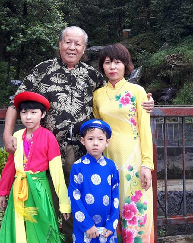 Bí quyết duy trì hạnh phúc của cụ ông 92 tuổi lấy người vợ kém 53 tuổi - 2