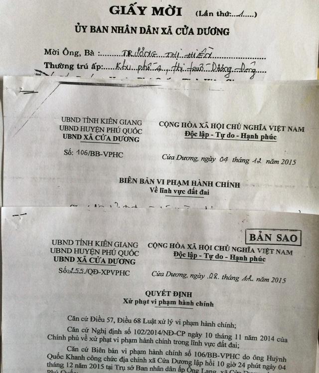 Kiên Giang: Không có cơ sở để buộc người dân đập nhà, trả đất! - 1