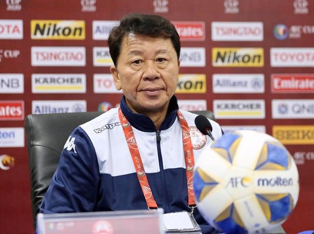 Đội bóng của Công Phượng muốn giành chiến thắng tại Lào - 1