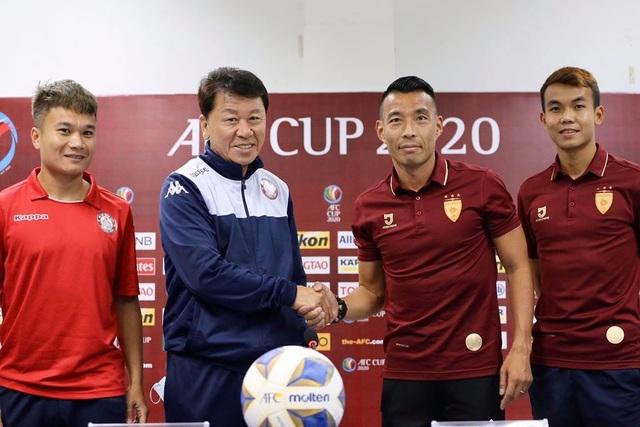 Đội bóng của Công Phượng muốn giành chiến thắng tại Lào - 2