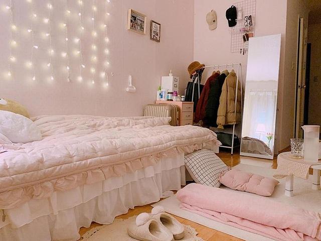 Cô gái tân trang lại căn phòng đẹp như mơ khiến dân mạng ngưỡng mộ - 5