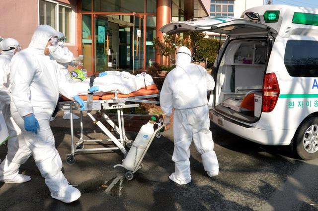 Số người nhiễm Covid-19 tại Hàn Quốc vượt 7.500 - 1
