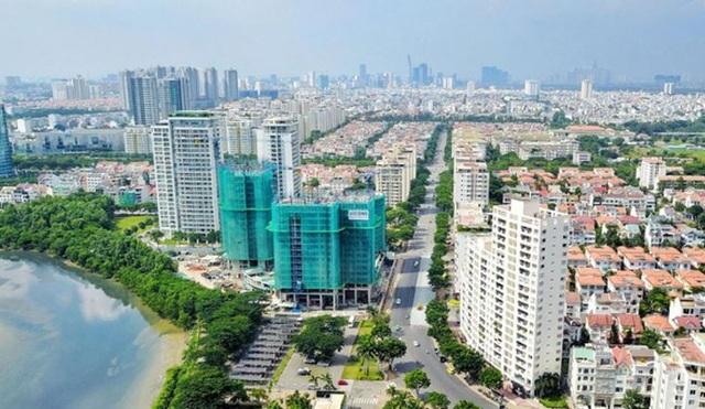 Dịch Covid – 19 tăng thêm dòng dịch chuyển BĐS về các đô thị xanh - 1