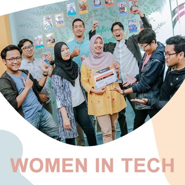 Gameloft nâng cao vị thế của phụ nữ ngành công nghệ - 1