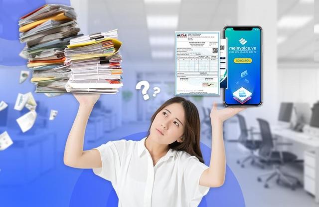 Hóa đơn điện tử thay đổi hoàn toàn cách phát hành, quản lý hóa đơn như thế nào? - 1