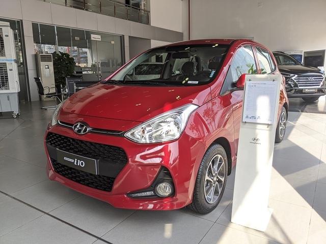 Những mẫu xe Hyundai 4 chỗ bán chạy nhất hiện nay - 1