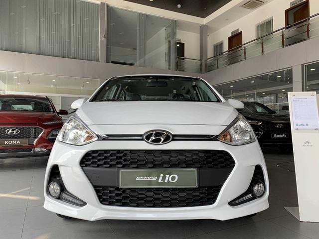 Những mẫu xe Hyundai 4 chỗ bán chạy nhất hiện nay - 2