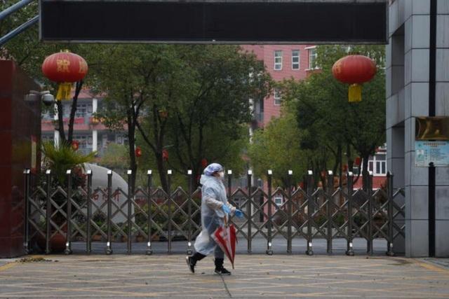 Trung Quốc chỉ ghi nhận 19 ca nhiễm mới - 1