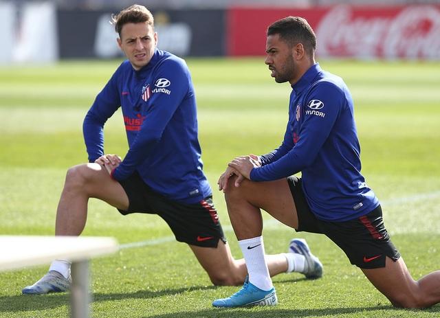 Felix trở lại, Atletico Madrid sẵn sàng làm khách trước Liverpool - Ảnh minh hoạ 2