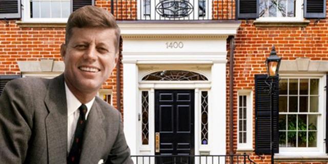 """Rao bán ngôi nhà """"một thời để nhớ"""" của cố Tổng thống Mỹ J.F. Kennedy - 1"""