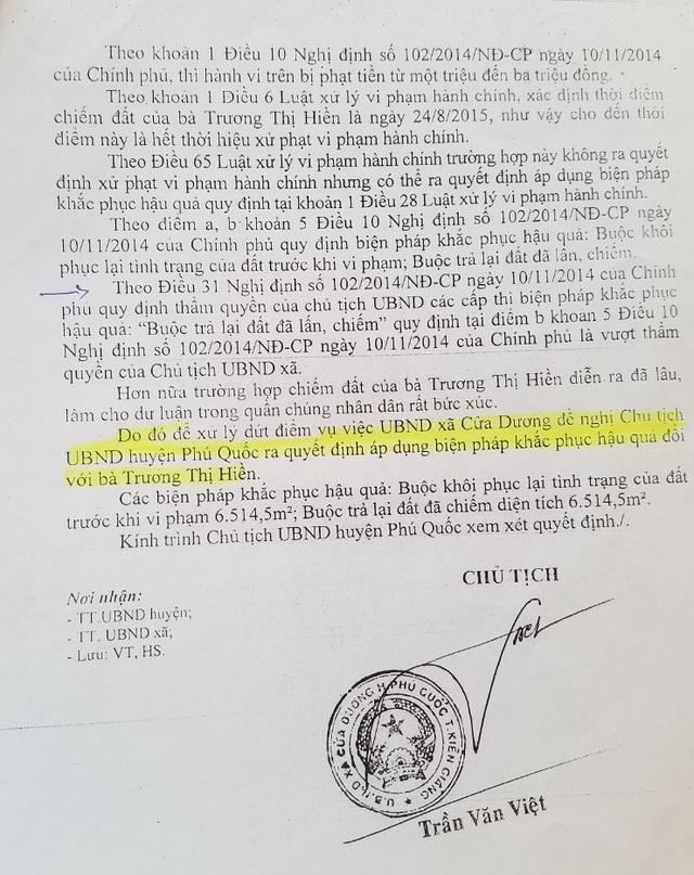 Kiên Giang: Không có cơ sở để buộc người dân đập nhà, trả đất! - 5