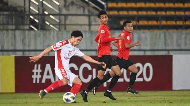 Công Phượng đứt mạch ghi bàn, TPHCM vẫn thắng tại AFC Cup - 1