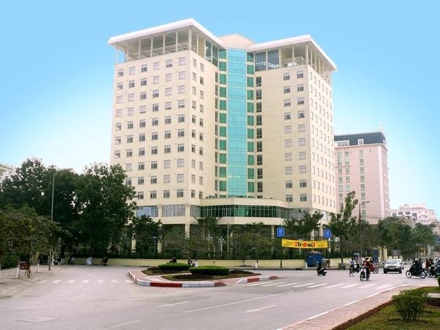 Viện Hàn lâm KHXH tạm đóng cửa để khử khuẩn chống dịch - 1