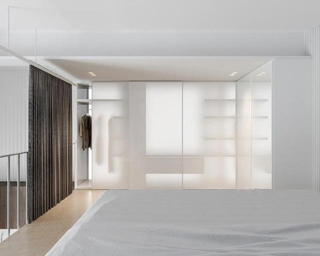 Nội thất cho căn hộ 25 mét vuông càng tối giản càng tốt - 9