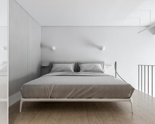 Nội thất cho căn hộ 25 mét vuông càng tối giản càng tốt - 10