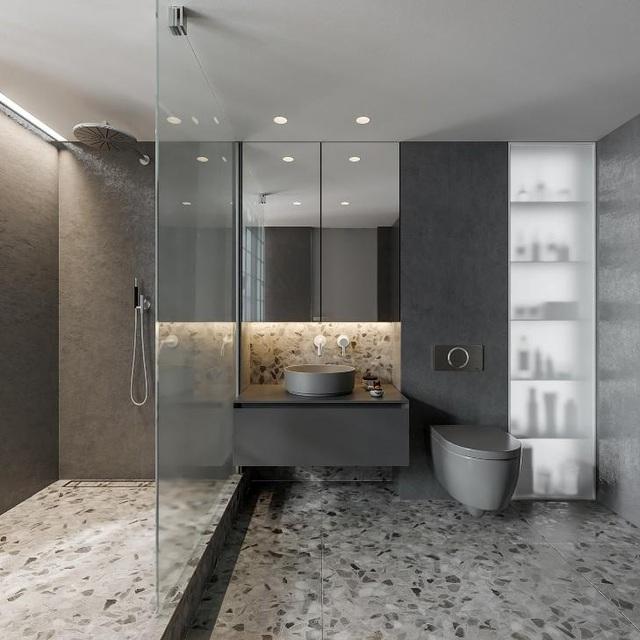 Nội thất cho căn hộ 25 mét vuông càng tối giản càng tốt - 11