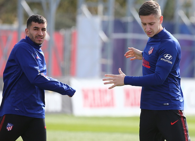 Felix trở lại, Atletico Madrid sẵn sàng làm khách trước Liverpool - 3