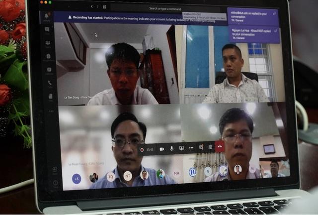 ĐH Bách khoa Đà Nẵng bắt buộc sinh viên học trực tuyến - 2