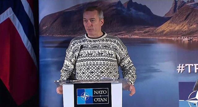 Bộ trưởng Quốc phòng Na Uy bị cách ly đề phòng nguy cơ nhiễm Covid-19 - 1