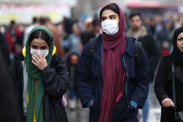 Số ca tử vong vì Covid-19 tại Iran tăng kỷ lục lên 354 người - 1