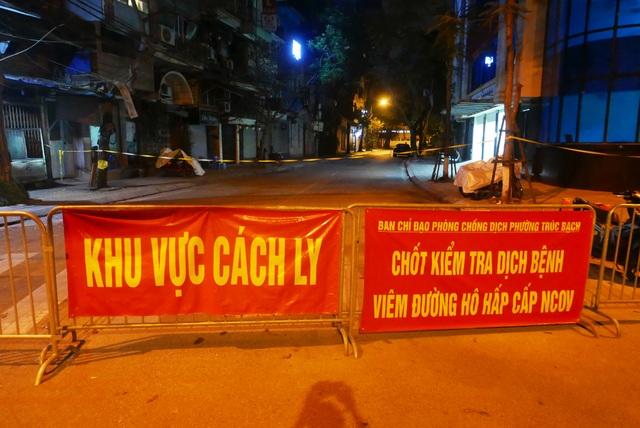 Hình ảnh lạ thường tại Hà Nội giữa mùa dịch Covid - 19 - 13