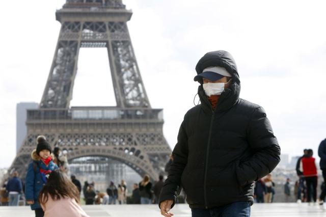 Pháp ghi nhận 33 ca tử vong, trở thành điểm nóng Covid-19 tại châu Âu - 1