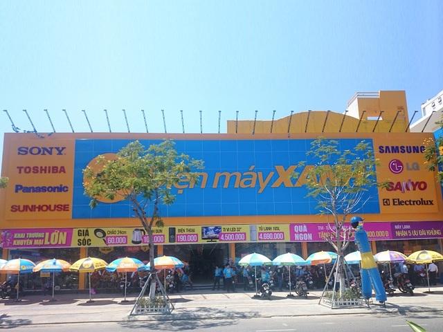 Nhân viên dương tính Covid-19, một siêu thị Điện Máy Xanh tạm đóng cửa - 1