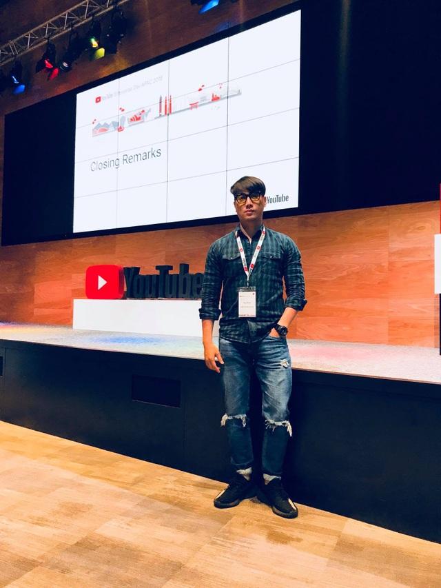 Phạm Hoàng Huy và hành trình từ chủ nhân nút bạc đến chuyên gia hàng đầu về YouTube - 4