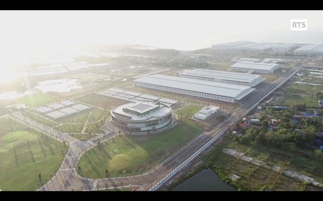 """Đài Truyền hình QG Thụy Sỹ dự báo về """"kẻ thách thức"""" trong ngành ô tô thế giới - 1"""