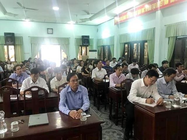 Thừa Thiên Huế thí điểm dạy học trên truyền hình cho học sinh khối 9 và 12 - 1