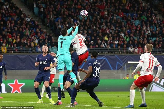 Leipzig 3-0 Tottenham: Thất bại toàn diện - 3