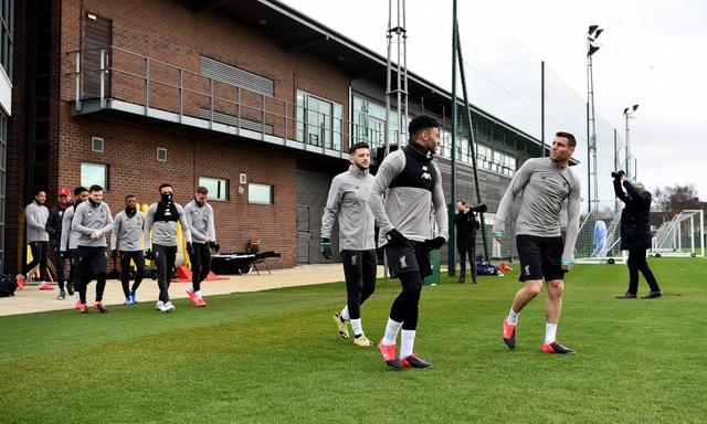Liverpool đón tin vui về nhân sự trước đại chiến với Atletico Madrid - 1