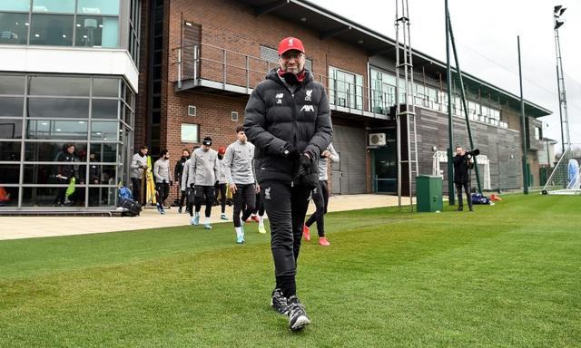 Liverpool đón tin vui về nhân sự trước đại chiến với Atletico Madrid - 2