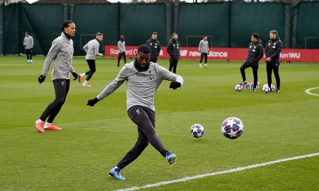 Liverpool đón tin vui về nhân sự trước đại chiến với Atletico Madrid - 9