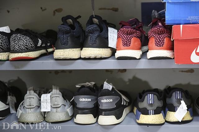 """Nghề """"phù phép"""" giày giá từ tiền trăm nghìn lên tới chục triệu đồng - 7"""